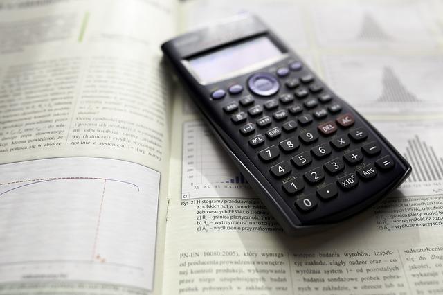 grafy a kalkulačka